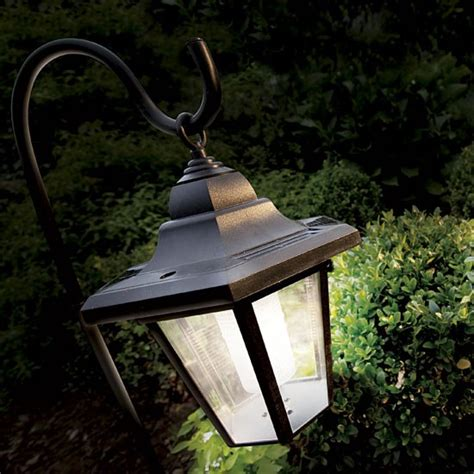 Outdoor Solar Lights Uk Solar Powered Light From Green Fingers Solar Powered
