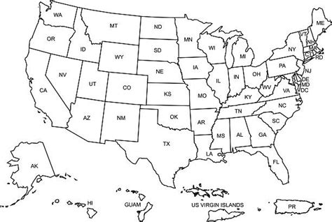 map of usa with states black and white usa clipart black and white pencil and in color usa