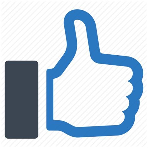 best thumbs approved best choice like thumbs up icon