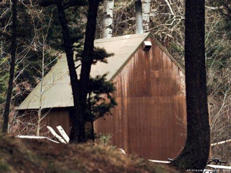 Unabomber Cabin by Where Is Ken Harmony Central