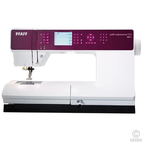 Pfaff Quilt by Pfaff Quilt Expression 4 2 Sewing Machine Sales