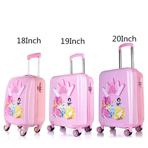 Sale Tas Koper Travel Anak Frozen Fever 16 Inch buy grosir anak bergulir koper from china anak