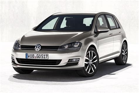 Golf Auto Uk by New Vw Golf Mk7 Pictures Auto Express