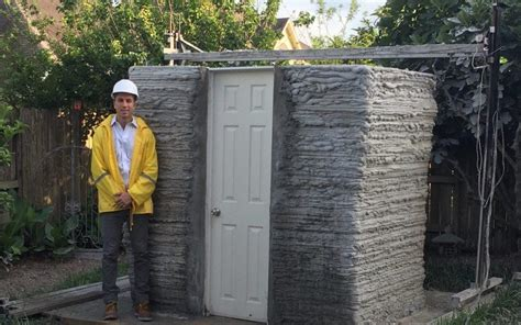 3d printed houses 3d printed livable tiny house built in only 24 hours by