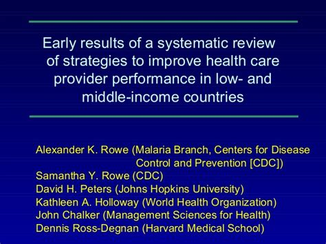 A Systematic Review Of Interventions To Improve Handwriting by Health Care Literature Review Topics