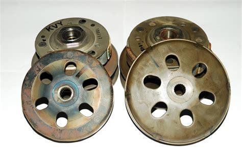 As Pully Vario upgrade pulley belakang beat lebih besar lebih nendang gilamotor
