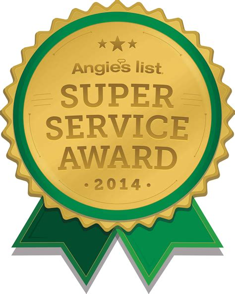 movher earns esteemed 2014 angie s list service award