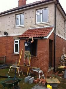 brick built porch metcalfe buildrs limited