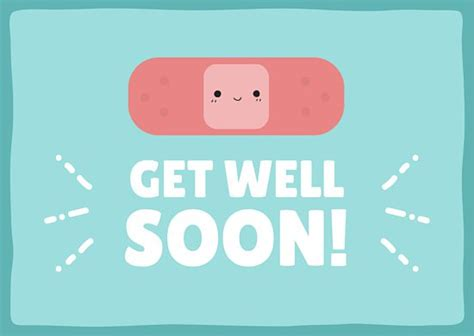 Pattern Template For Get Well Cards by Get Well Soon Card Templates By Canva