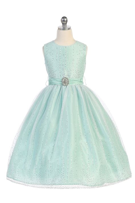 light in the box flower dress reviews blush glitter tulle overlaid flower dress