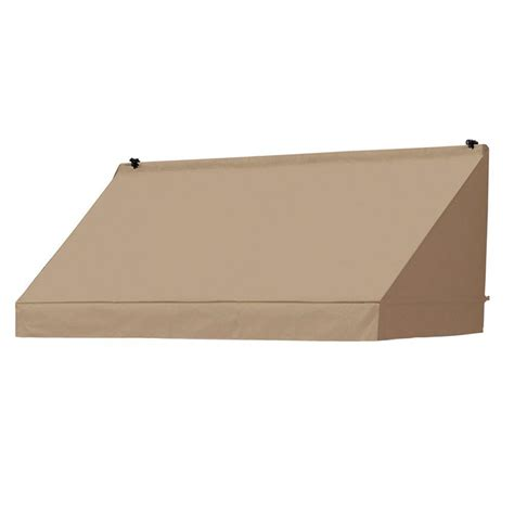 awning cover replacement awnings in a box 6 ft classic awning replacement cover
