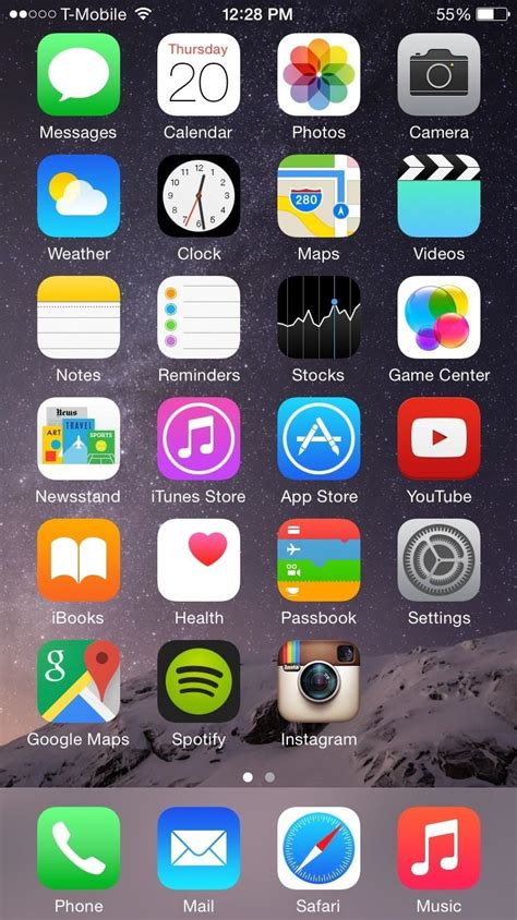 background apps iphone ios 8 glitch lets you hide stock apps without jailbreaking