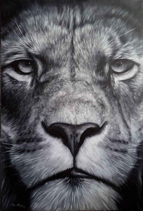 imagenes de leones al oleo cuadros al 243 leo le 243 n youtube