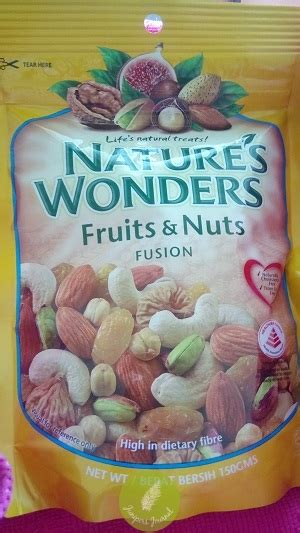 Natures Wonders Fruit Nuts 300g nature s wonders fruits nuts fusion