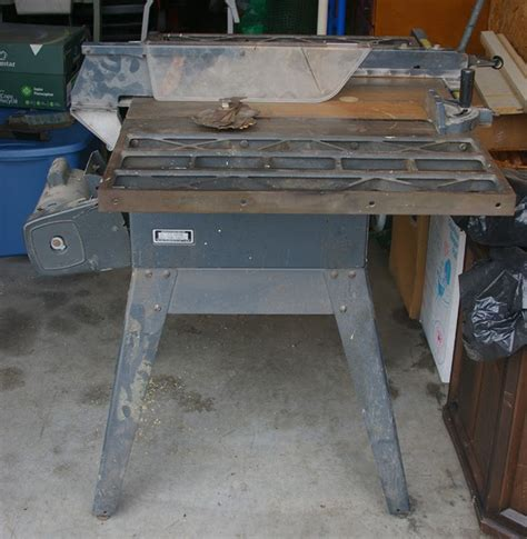 Sawdust Rust Amp Blood Craftsman 10 Quot Table Saw Model No
