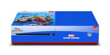 Disney Infinity 2 0 Xbox One Win A Custom Disney Infinity 2 0 Xbox One Console If