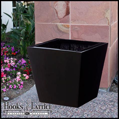 fiberglass planters fiberglass flower pots