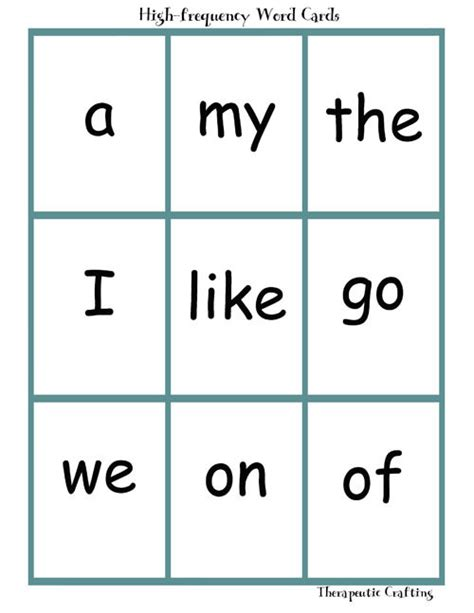 printable flash cards sight words printable flash cards worksheets