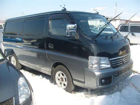 2002 nissan caravan pictures 3000cc diesel automatic