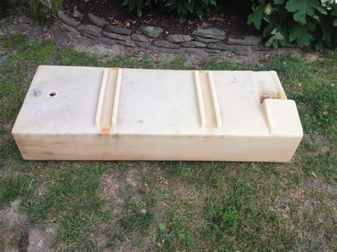 marine poly fuel tanks for sale 52 gallon poly fuel tank for sale the hull truth