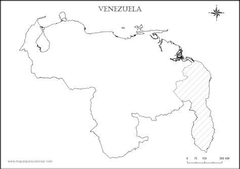 imagenes de venezuela para colorear dibujos de mapas de am 233 rica y paises para colorear