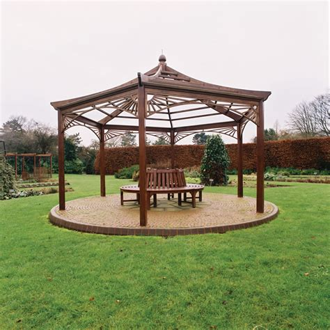 wooden gazebo gazebos wooden gazebos uk