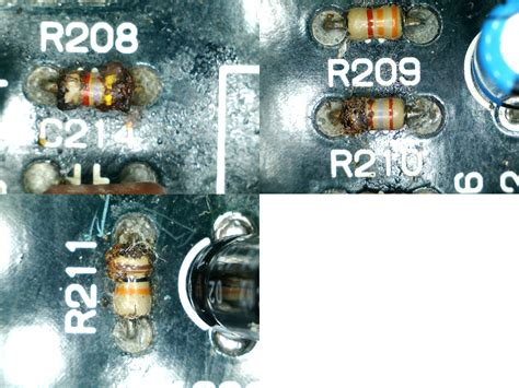 capacitor ac resistance bad capacitor resistance 28 images bad components imac g5 diy capacitors repair high
