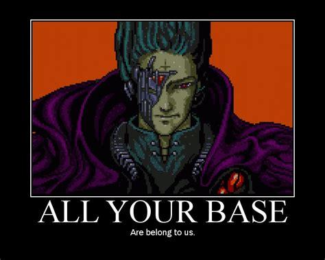 All Your Base Meme - meme war toontown rewritten forums