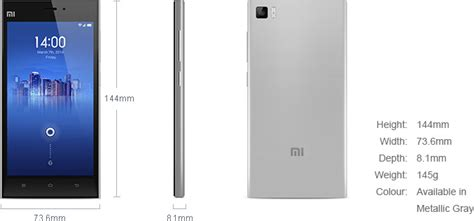 Front Kamera Depan Xiaomi Mi3 Mi 3 xiaomi mi3 is a high end smartphone at low price of 13 999 techloon