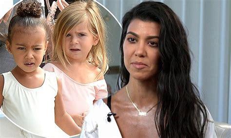 Penelopes Perks Make Headlines by Kourtney Reveals Penelope And Niece