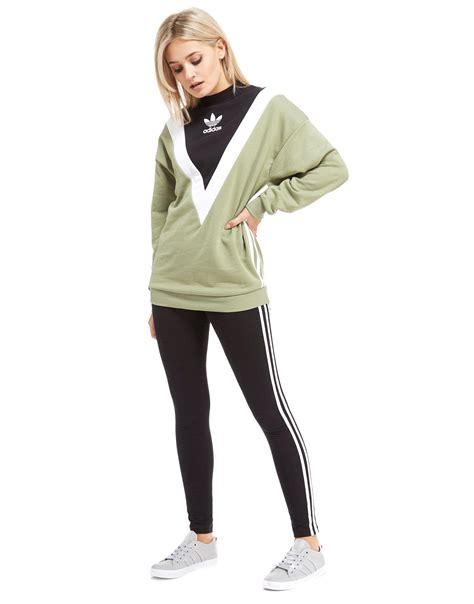 Chevron Sweatshirt adidas sweatshirt chevron l d c co uk
