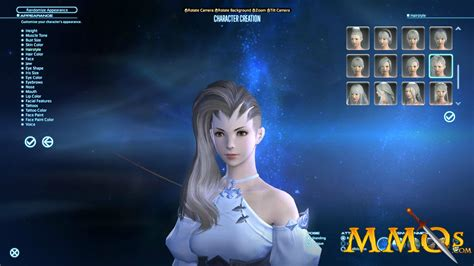 hairstyles job games final fantasy xiv game review