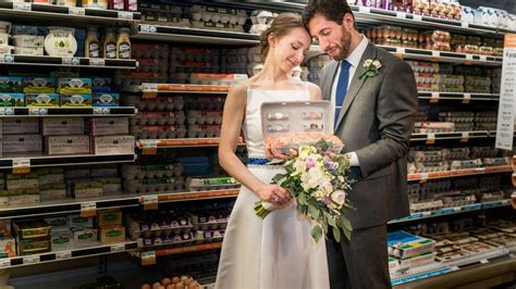 whole foods goes full mafia on 70 year old woman carolinas couple gets married in whole foods grocery store