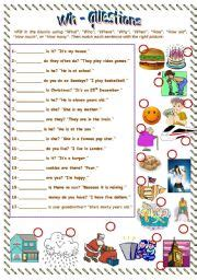 mas preguntas meaning in english english worksheet wh questions where when what who how