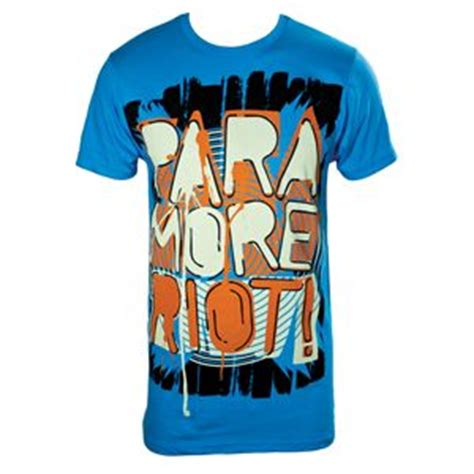 Kaos Band Paramore Merchendise Official 17 17 best images about officialmerchandise on