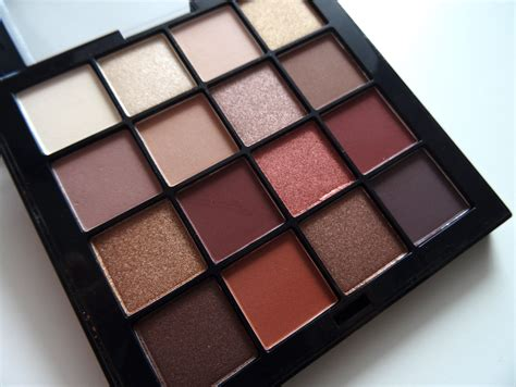 Nyx Ultimate Eyeshadow Palette nyx ultimate palettes pixiwoo