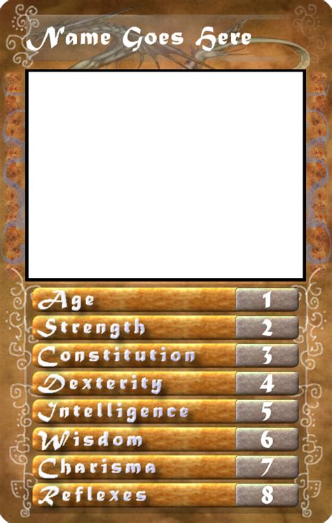 top trumps card template card template by riik on deviantart