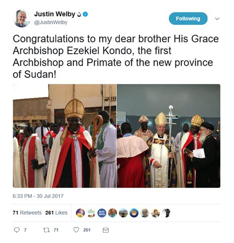 freedom of religion in sudan wikipedia the free archbishop of canterbury speaks strongly to sudan