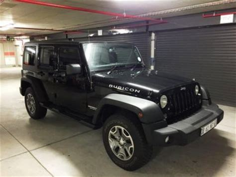 Jeep Wrangler Dealers Used Jeep Wrangler Unlimited Rubicon For Sale In Western