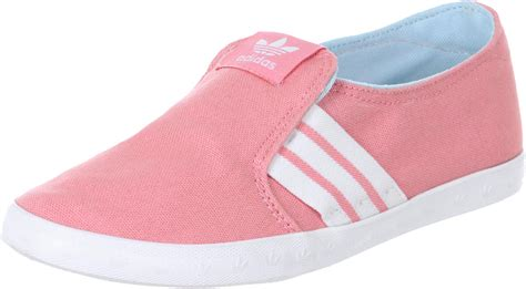 adidas adria ps slip on w shoes pink white weare shop