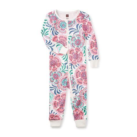 tea pajamas ayla baby pajamas tea collection