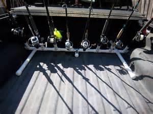 truck bed fishing rod transport rack holder 40 the