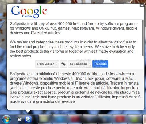 description of freeware translate alternative gtranslate for pokki 1 0