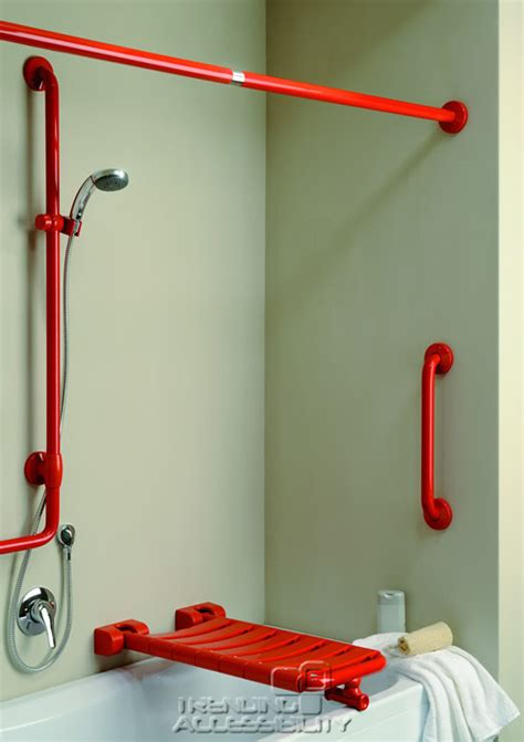 how to install grab bars in bathroom grab bars handrails in bathrooms for seniors or for all