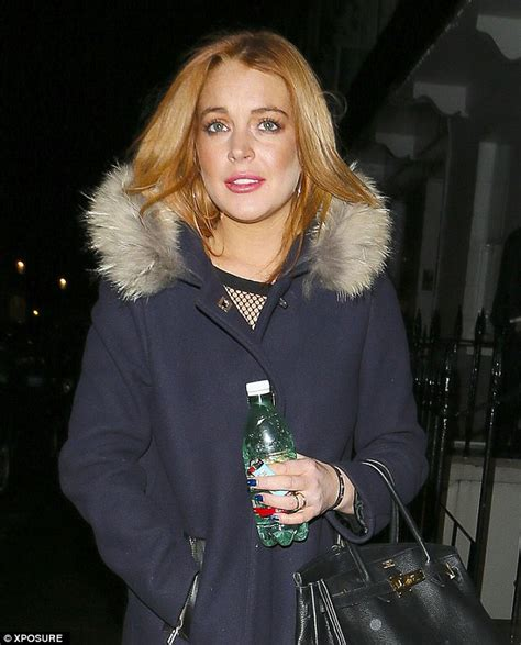 Has Lindsay Far by Oprah Winfrey Says Filming Lindsay Lohan Tv Series Has Not