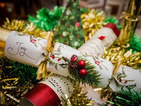 christmas cracker decorations images 10 best crackers for 2018 the independent