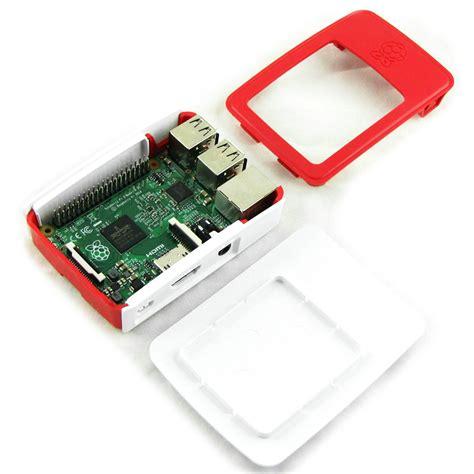 Casing Raspberry Pi 3 Pi 2 Pi B Abs for raspberry pi model b official b pi 2 pi 3 modtronix
