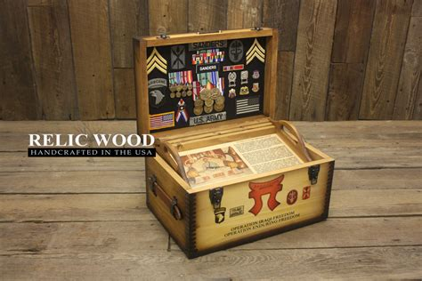 army gifts browse custom gifts by category relic wood