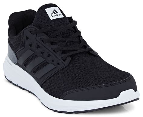 Original Sepatu Adidas Mens Running Galaxy 3 M Blue adidas s galaxy 3 running shoe black white ebay