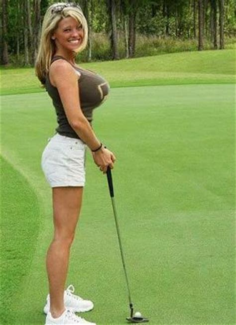 how can i get my wife to swing golf boobs jokes pictures funny golf literature and